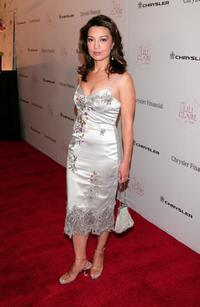 Ming Na Wen at the Lili Claire Foundation 10th annual benefit dinner and auction.