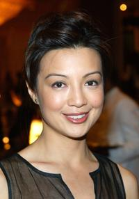 Ming Na Wen at the Los Angeles premiere of the