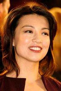 Ming Na Wen at the premiere of Fox's