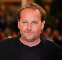 Xavier Beauvois at the premiere of
