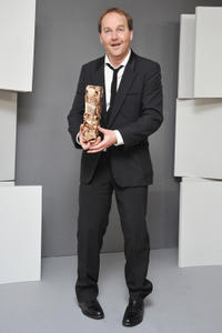 Xavier Beauvois at the 36th French Cesar Film Awards 2011 in Paris.