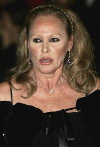Ursula Andress at the Rome Film festival.