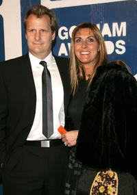 Jeff Daniels and wife Kathleen Daniels at the 15th Annual Gotham Awards.