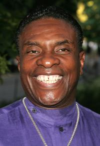 Keith David at the Public Theater premiere of