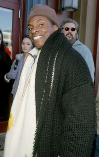 Keith David at the 2007 Sundance Film Festival, for the premiere of
