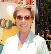 Julie Andrews at the California premiere of