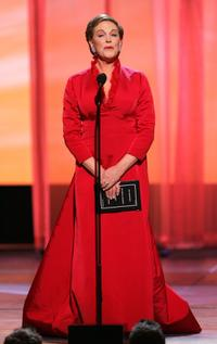Julie Andrews at the 60th Annual Tony Awards.