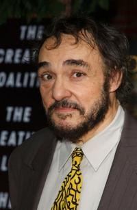 John Rhys-Davies at the DVD launch of