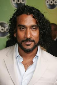 Naveen Andrews at the ABC Television Network Upfront.