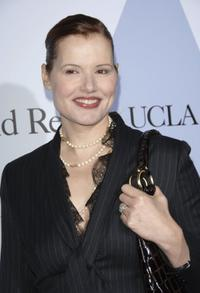 Geena Davis at the Millennium Ball 2006.
