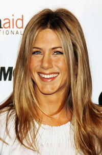 Jennifer Aniston at the Glamour Reel Moments film series.