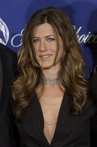 Jennifer Aniston at the 29th Annual People's Choice Awards.