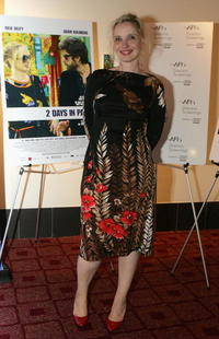 Julie Delpy at the Hollywood screening of