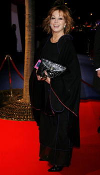 Mylene Demongeot at the 32nd Cesars French Film Awards Ceremony.