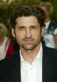 Patrick Dempsey at the ABC upfront  in New York City.