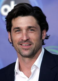 Patrick Dempsey at the ABC TCA party in West Hollywood.