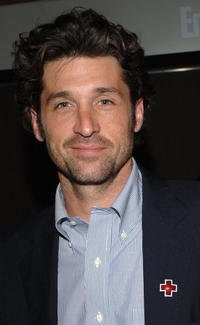 Patrick Dempsey at the Entertainment Weekly Emmy Pre-Party in Hollywood.