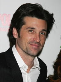 Patrick Dempsey at Cosmopolitan Magazine's celebration honoring him as Fun Fearless Male of the Year in Hollywood.
