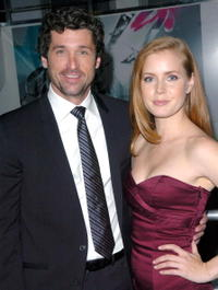 Patrick Dempsey and Amy Adams at the