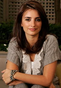 Penelope Cruz at the Toronto International Film Festival in Toronto, Canada.