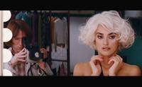 Jose Luis Gomez as Ernesto Martel Jr. and Penelope Cruz as Lena/Pina in
