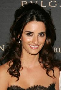 Penelope Cruz at the 2006 National Board Of Review Awards Gala.