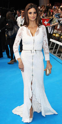 Penelope Cruz at the UK premiere of