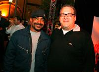 Tim Meadows and Jeff Garlin at the after party of the premiere of