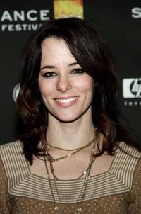 Parker Posey at the screening of