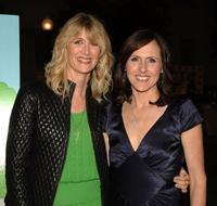 Laura Dern and Molly Shannon at the LA premiere of Paramount Vantage's