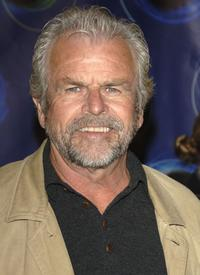 William Devane at the ABC Winter Press Tour All Star Party.