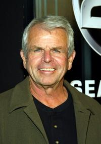 William Devane at the Cast Reunion Party to Celebrate Season Three DVD release of