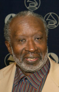 Clarence Avant at the Los Angeles Chapter of the Recording Academy's 2003 Membership Awards luncheon in California.