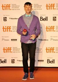 Paul Anthony at the Toronto International Film Festival opening night party.