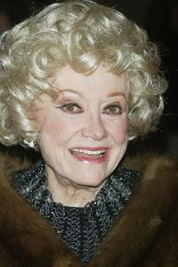 Phyllis Diller at the Petersen Automotive Museum's Annual 'Cars And Stars Gala at Peterson's Automotive Museum.