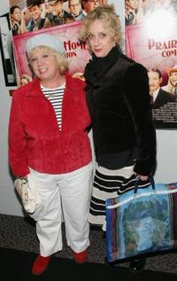 Denny Dillon and Carol Kane at the New York premiere of