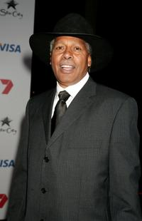 Ernie Dingo at the Channel Seven's TV Turns 50, The Event That Stopped a Nation.