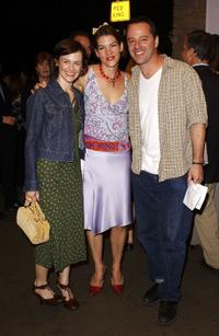 Sarah Clarke, Rya Kihlstedt and Gil Bellows at the Cure Autism Now's