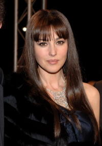 Monica Bellucci at the closing ceremony Gala at