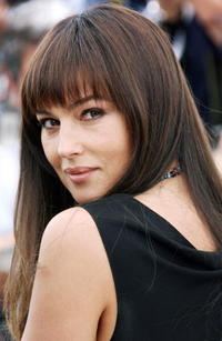 Monica Bellucci at the 59th edition of the Cannes Film Festival.