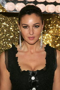 Monica Bellucci at the D&G Cannes Party during the 59th International Cannes Film Festival.