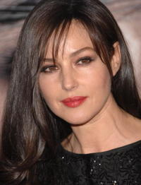 Monica Bellucci at the Christian Dior Gala Dinner in Spain.