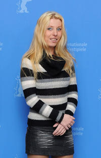 Erika Bok at the photocall of