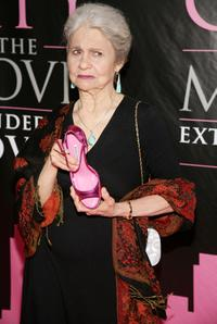Lynn Cohen at the DVD Launch of
