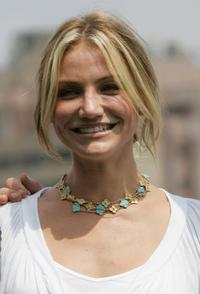 Cameron Diaz at London for the photocall of