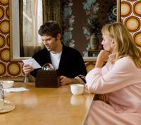 James Marsden as Arthur Lewis and Cameron Diaz as Norma Lewis in