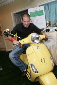 Guillermo Diaz at the Hearts On Fire