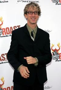 Andy Dick at the Comedy Central Roast of Pamela Anderson.