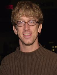Andy Dick at the birthday party of Los Angeles club owner Chris Breed.
