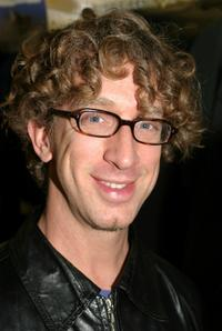 Andy Dick at the Rip Curl Grand Opening.